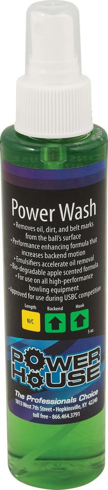 Powerhouse Power Wash Bowling Ball Cleaner 5oz