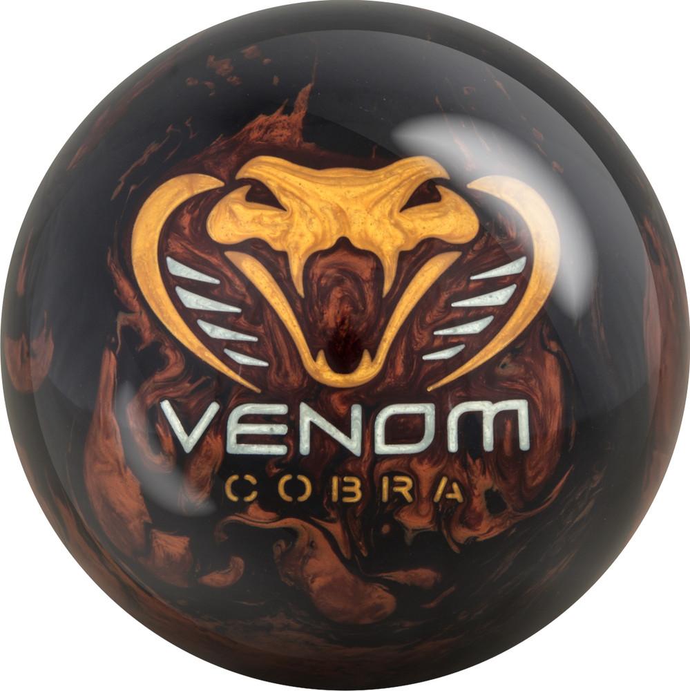 Motiv Venom Cobra Bowling Ball