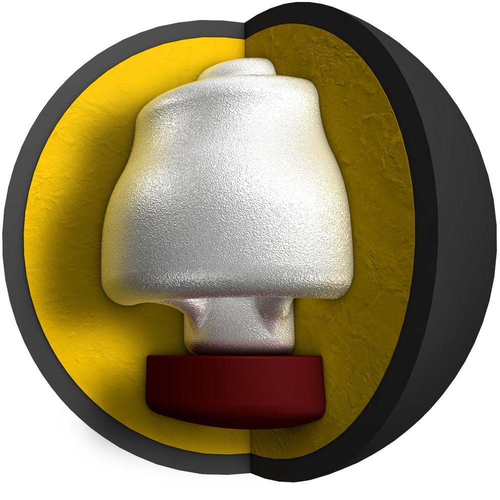 Roto Grip Hustle Bowling Ball Silver Aqua Yellow
