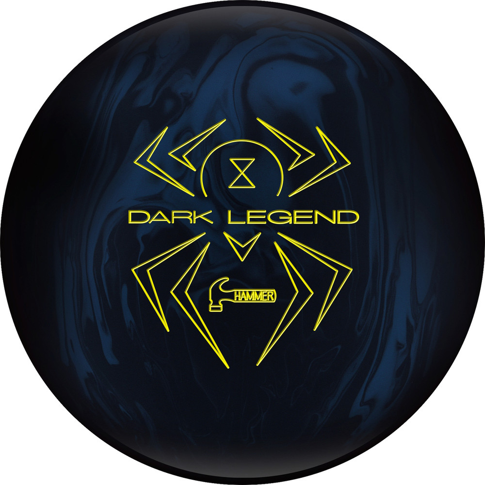 Hammer Dark Legend Solid Bowling Ball
