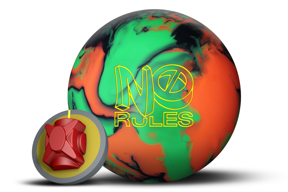 Roto Grip No Rules Bowling Ball