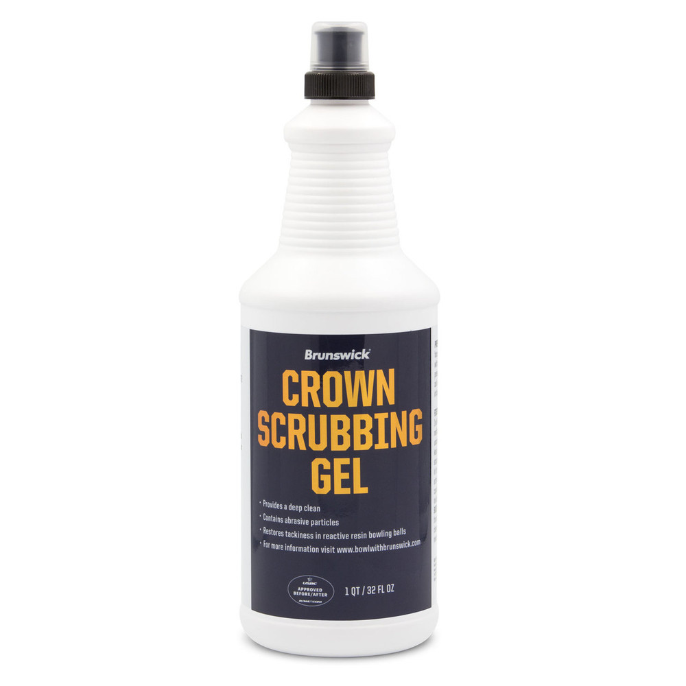 Brunswick Crown Scrubbing Gel 32oz Bottle