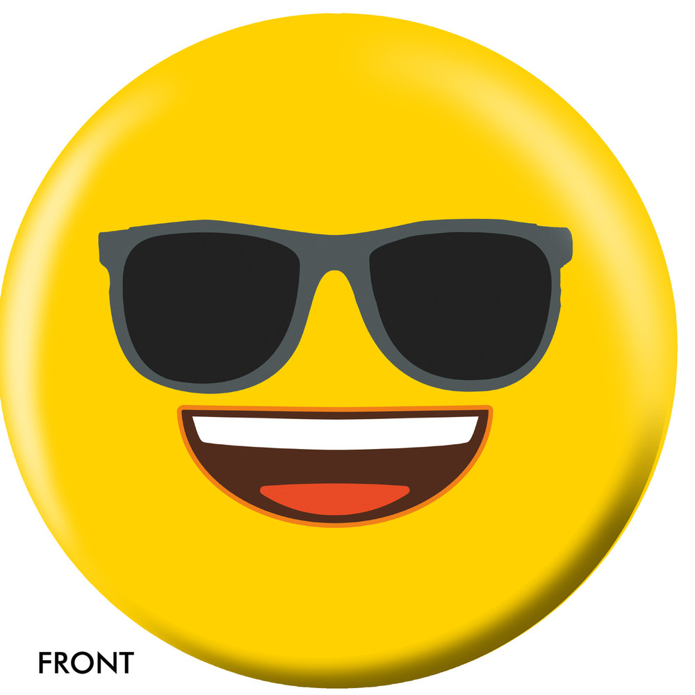 Emoji Yellow Faces Front View