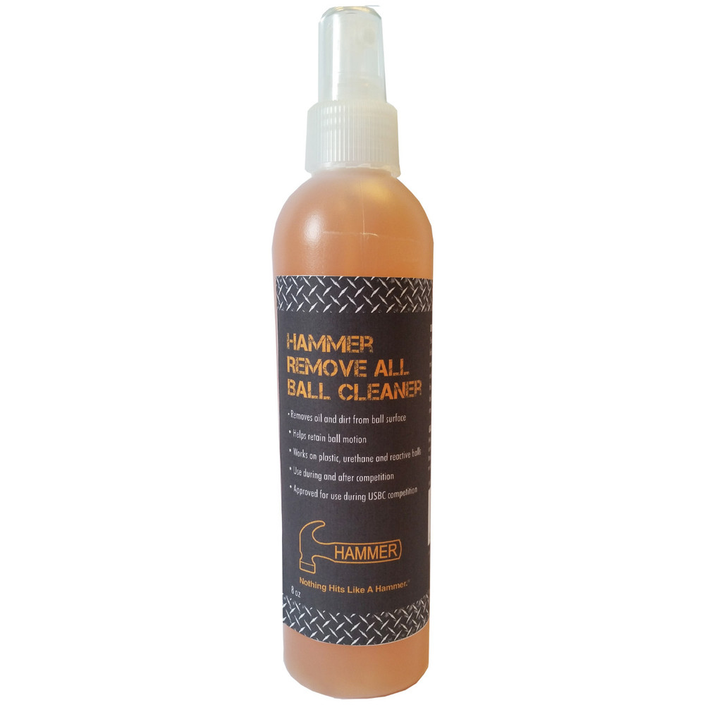 Hammer Remove All Ball Cleaner 32 oz. Bottle