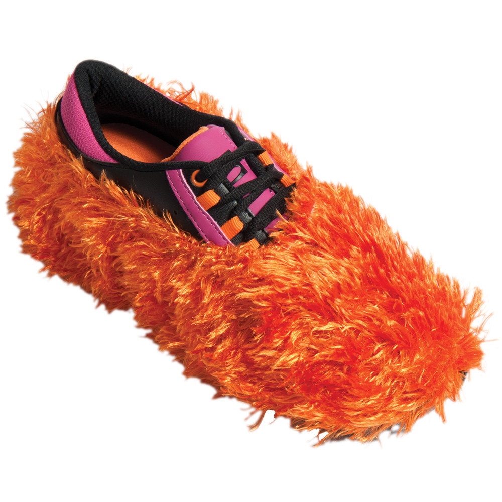 Robby's Fuzzy Shoe Cover Orange