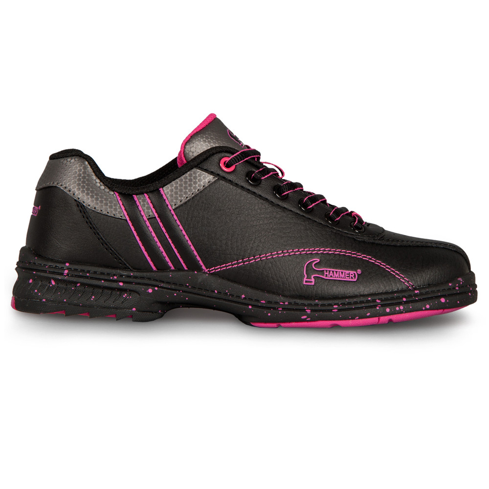 Hammer Vixen Women's Performance Bowling Shoes Black Magenta