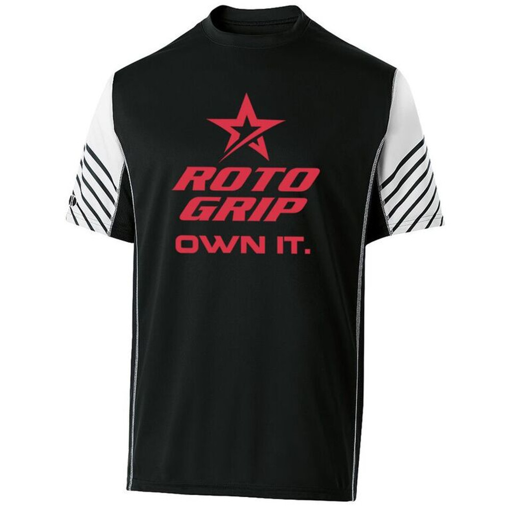 Roto Grip Arc Performance Mens Tee