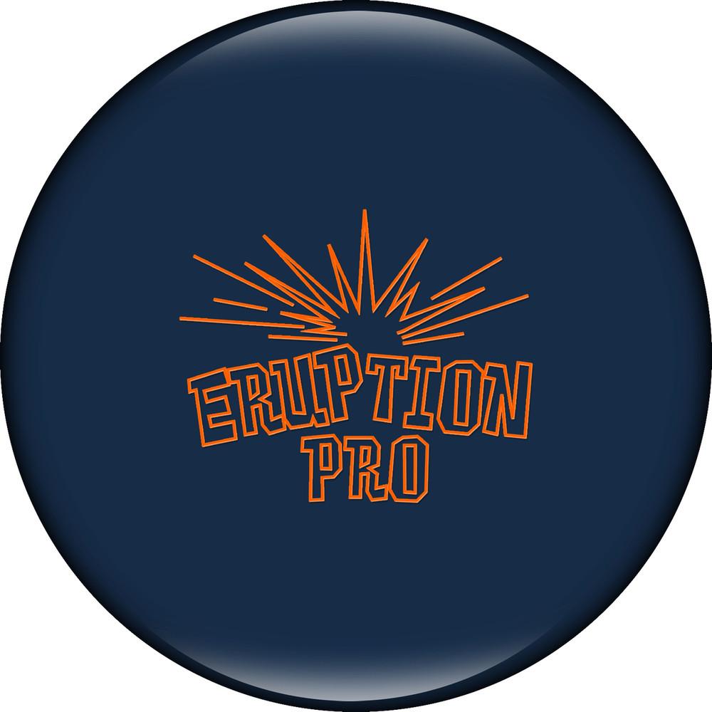 Eruption Pro Blue Front View