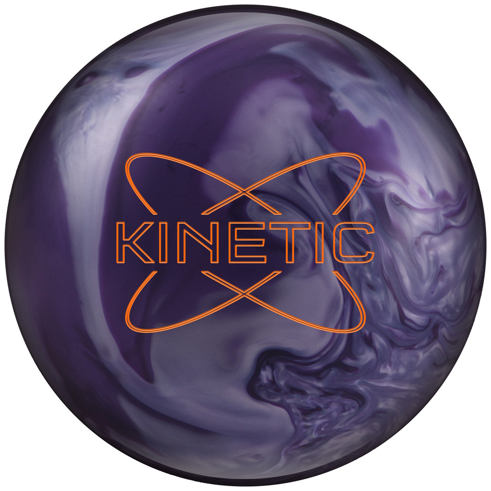 Track Kinetic Amethyst Front View
