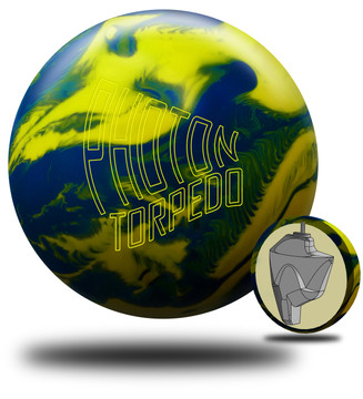 Seismic Photon Torpedo Bowling Ball