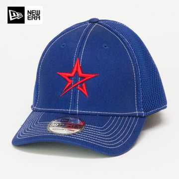 Roto Grip Hat Blue/Red