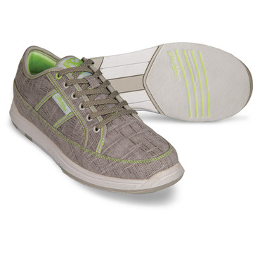 KR Strikeforce Ivy Women's Bowling Shoes Grey Lime