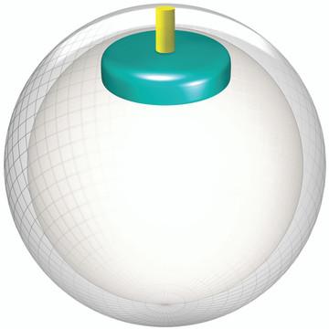 Storm Mix Pearl Bowling Ball Blackout