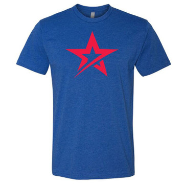 Roto Grip Classic Star Mens Tee