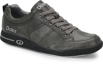 Dexter Dave Mens Bowling Shoes Grey