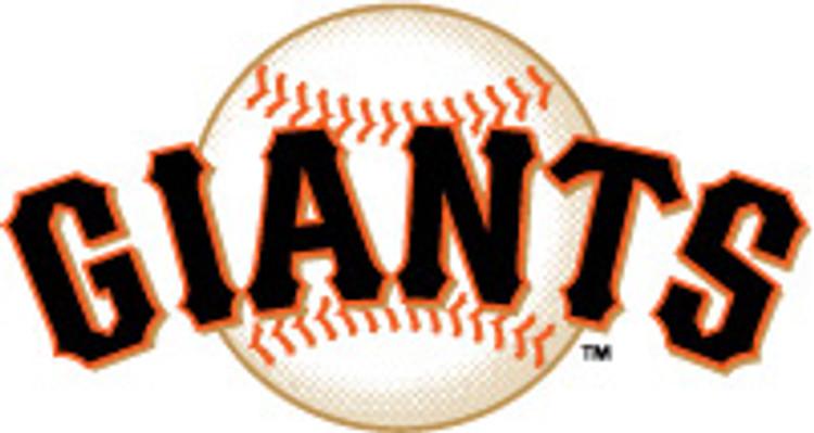 Master MLB Bowling Towel San Francisco Giants