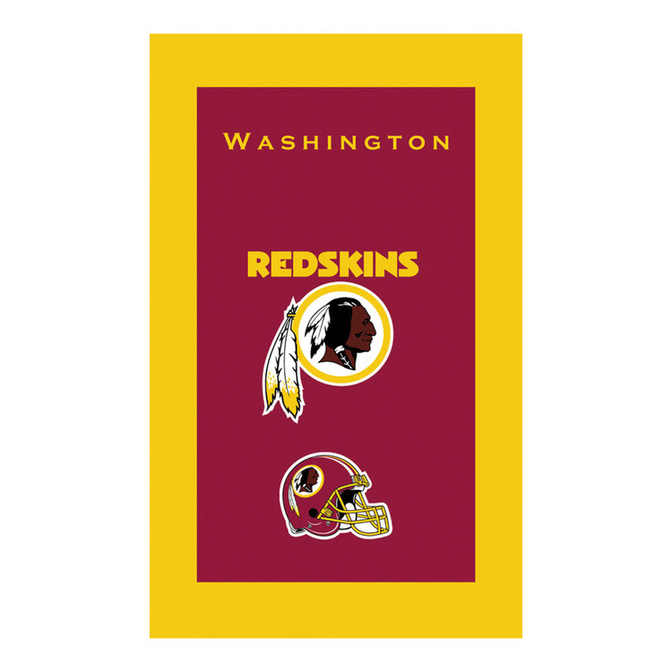 KR NFL Bowling Towel Washington Redskins