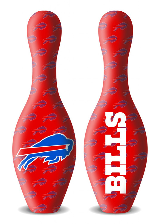 OTB NFL Bowling Pin Buffalo Bills