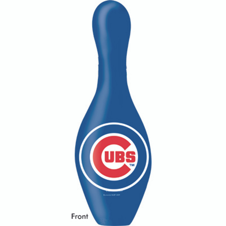 OTB MLB Bowling Pin Chicago Cubs Front