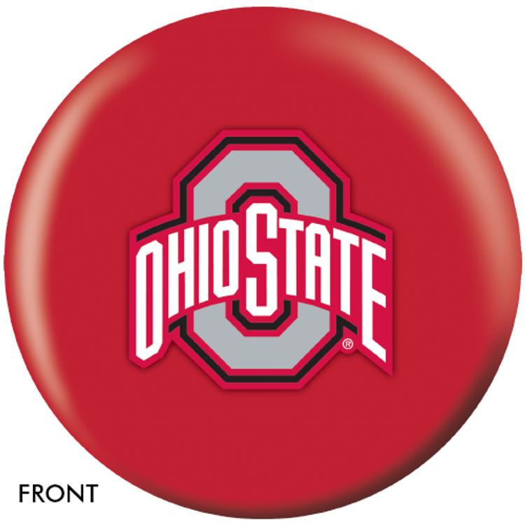 OTB NCAA Ohio State Buckeyes Bowling Ball