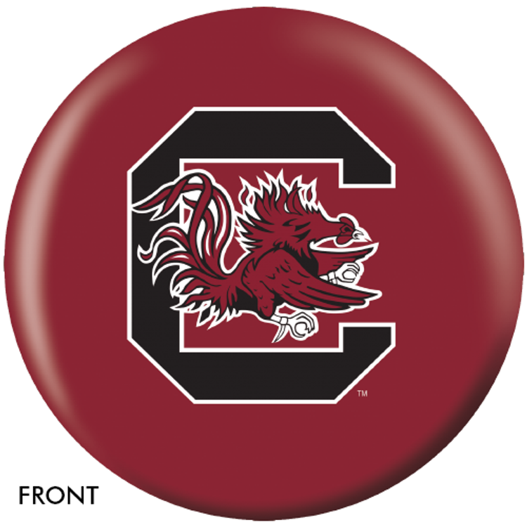 OTB NCAA South Carolina Gamecocks Bowling Ball