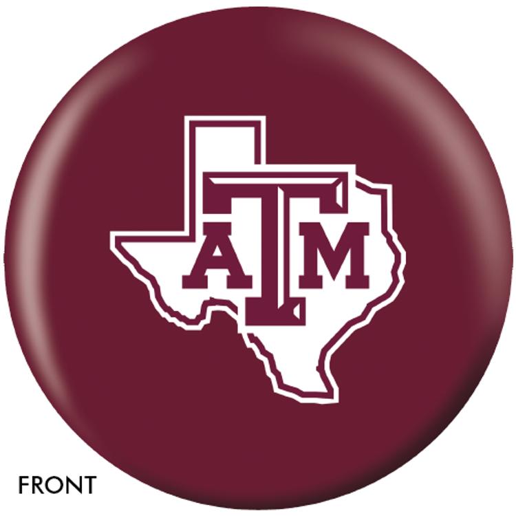OTB NCAA Texas A&M  Bowling Ball