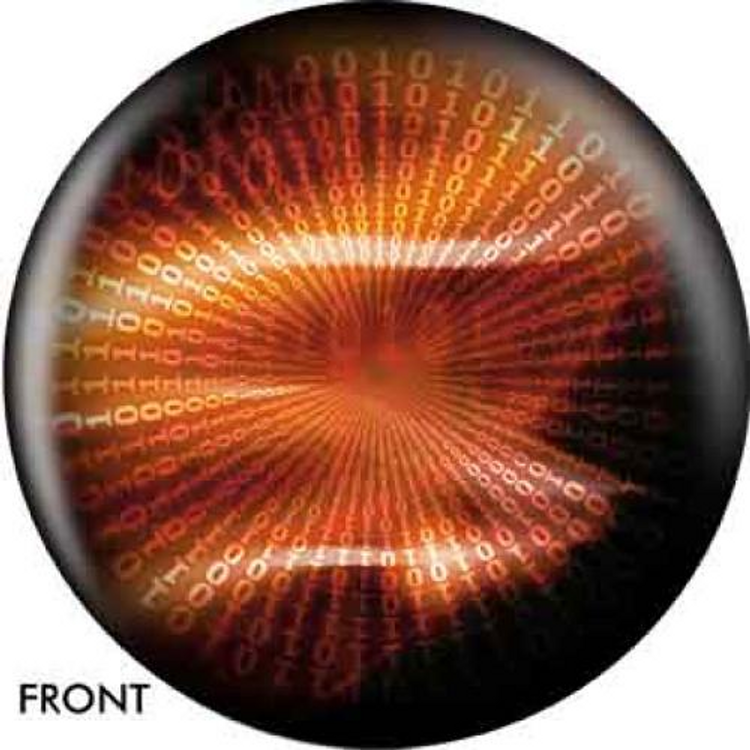 OTB Houk Matrix III Bowling ball