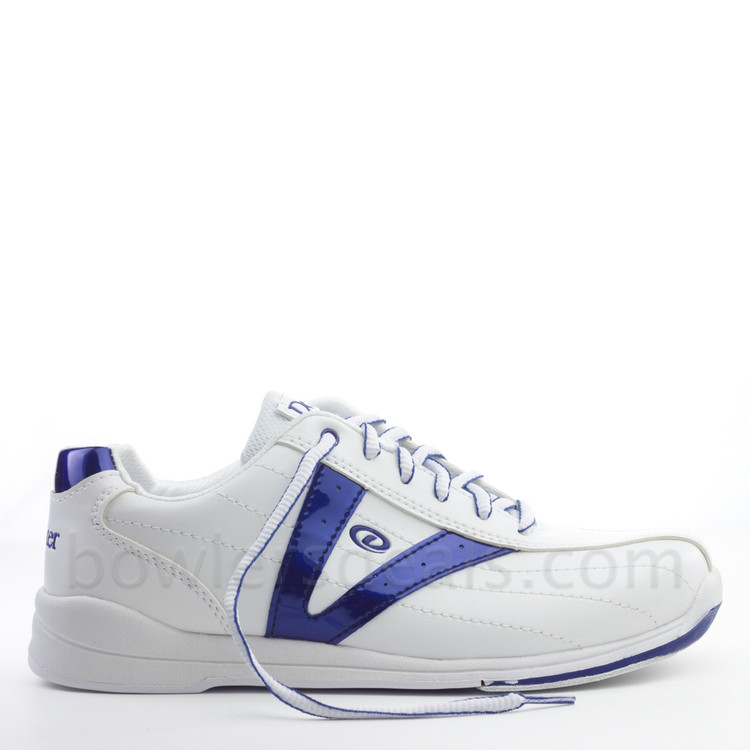 Dexter Vicky Women's Bowling Shoes White Blue