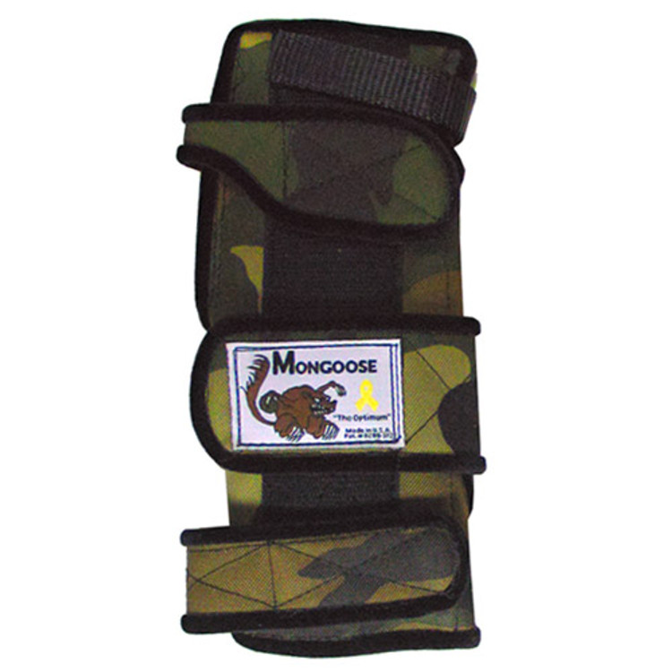 Mongoose Optimum Right Hand Wrist Positioner Camo
