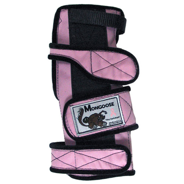 Mongoose Optimum Left Hand Wrist Positioner Pink