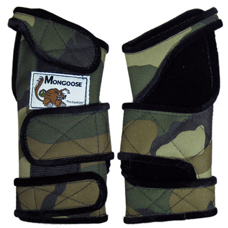 Mongoose Equalizer Left Hand Wrist Positioner Camo