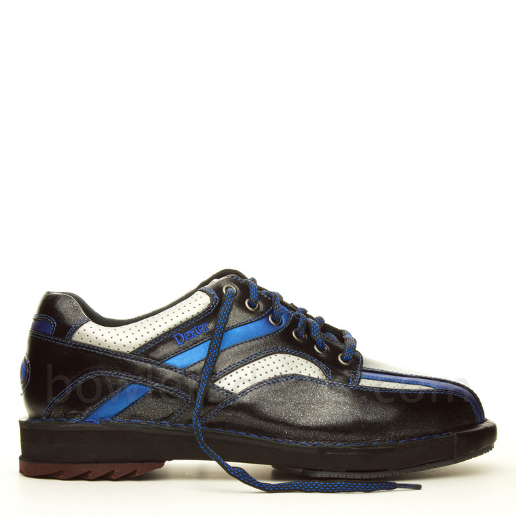 Dexter SST 8 SE Mens Bowling Shoes Black Silver Blue
