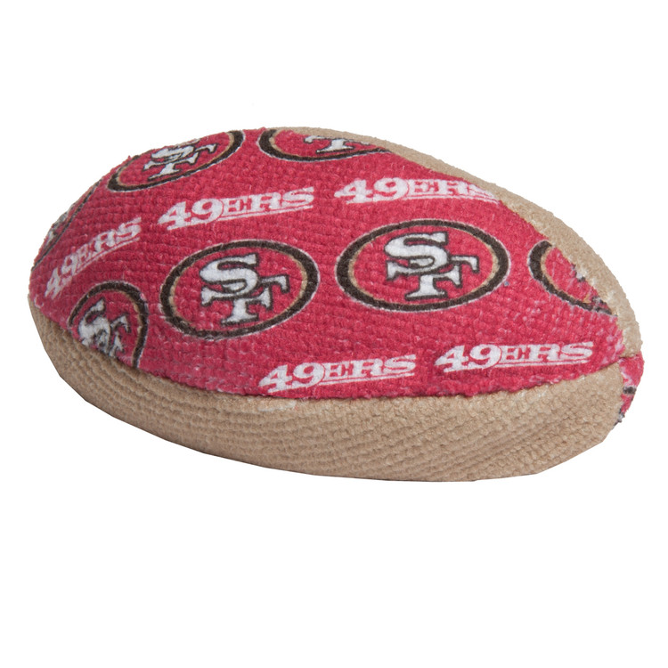 NFL San Francisco 49ers Grip Ball
