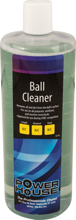 Powerhouse Bowling Ball Cleaner 32oz