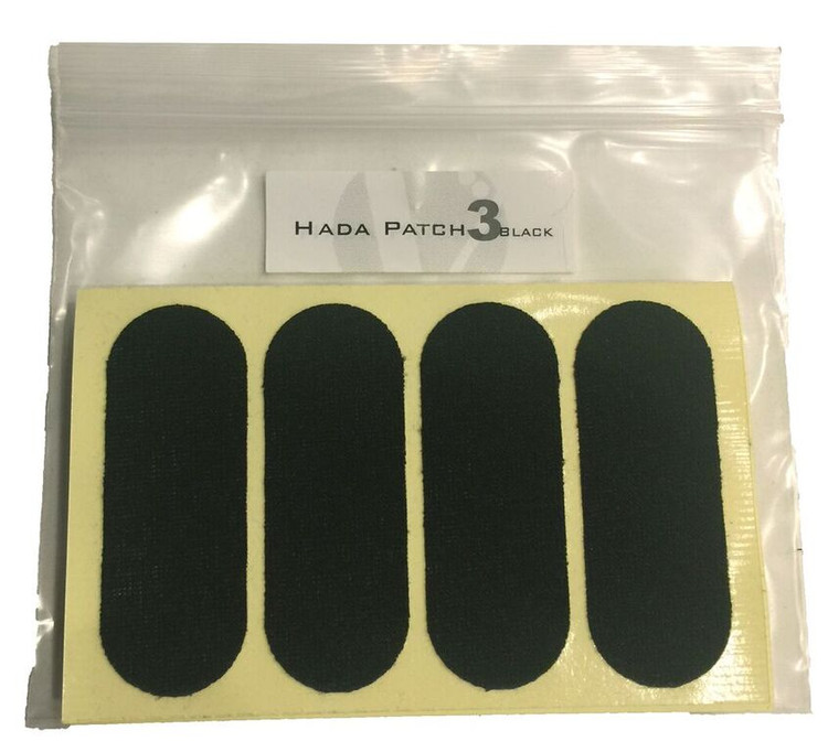 "Vise Hada Patch 3 Black 1 Pack 1/2"" (60 Strips)"