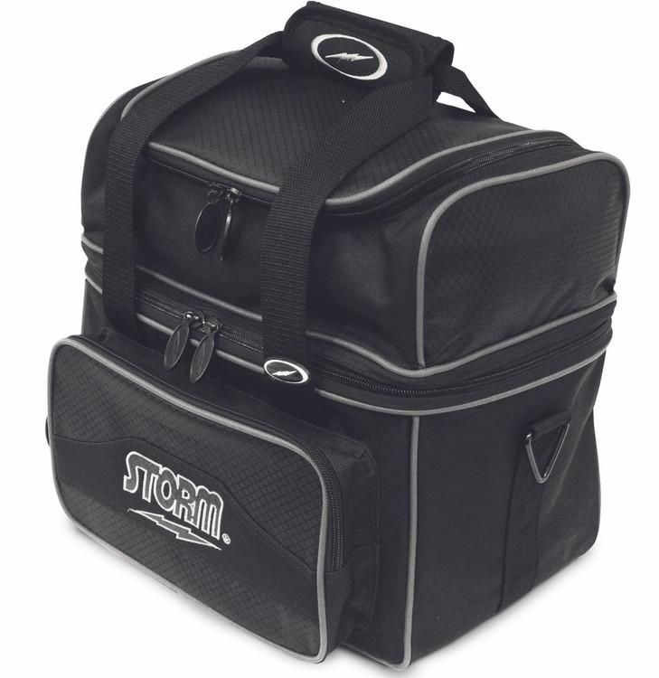 Storm Flip Tote 1 Ball  Bowling Bag Black