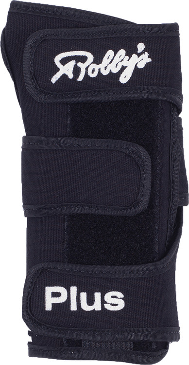 Robby's Cool Max PLUS Wrist Positioner Left Hand Black