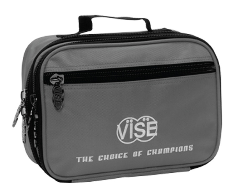 Vise Bowling Accessory Bag Grey