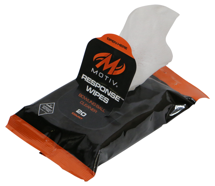 Motiv Response Wipes 20 Sheets