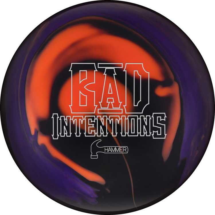 Hammer Bad Intentions Hybrid Bowling Ball