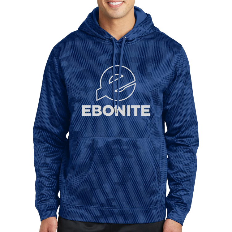Ebonite Commuter Fleece Hooded Pullover