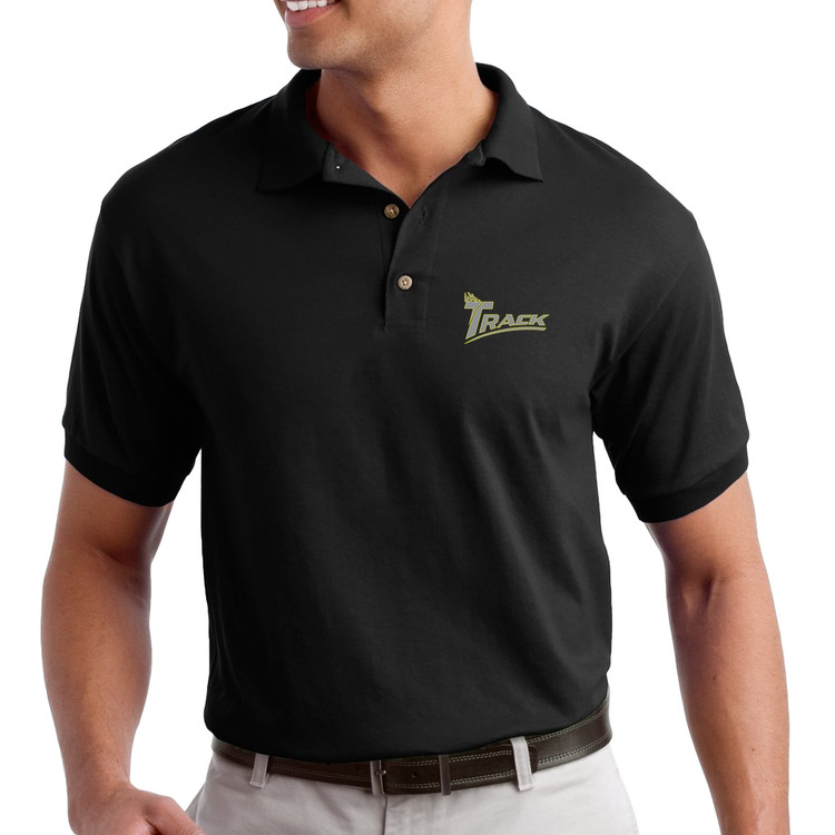 Track Devote Mens Polo