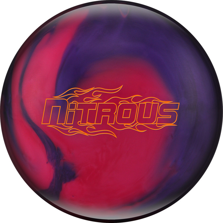 Columbia 300 Nitrous Bowling Ball Purple Pink
