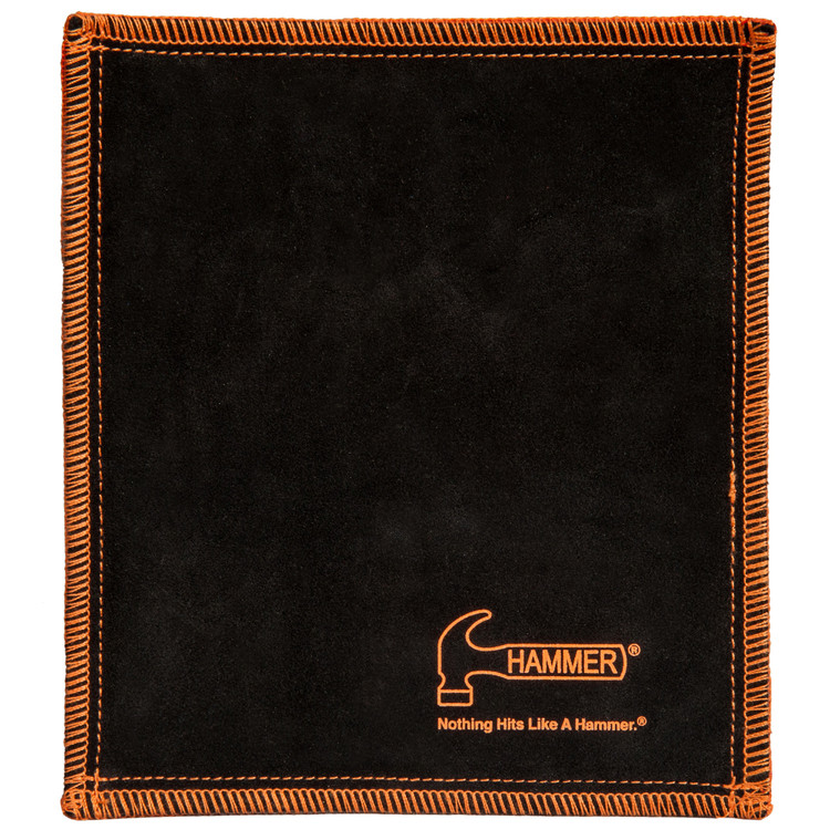 Hammer Shammy Pad Orange