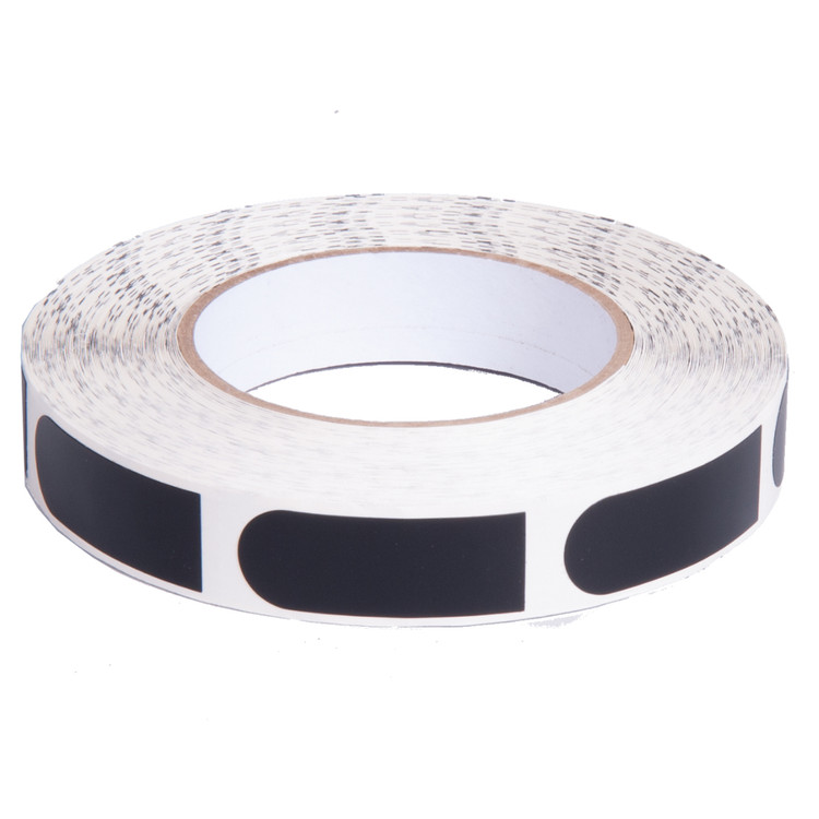 "Powerhouse 3/4"" Black Bowler's Tape 100 Roll"