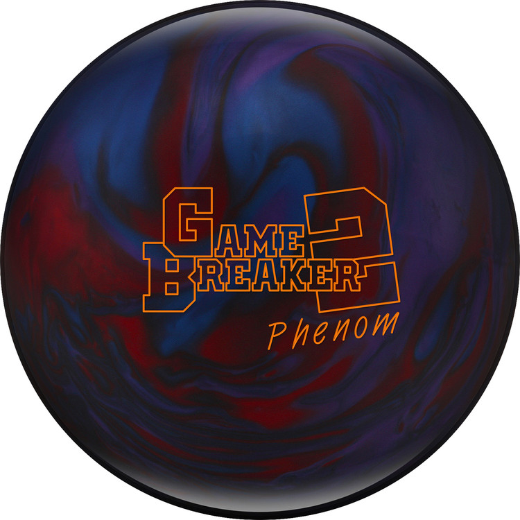 Ebonite Game Breaker 2 Phenom Pearl Front View