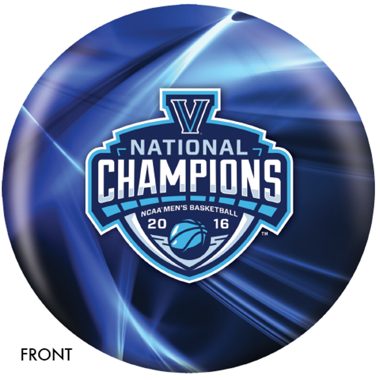 OTB NCAA Villanova 2016 National Champions Bowling Ball