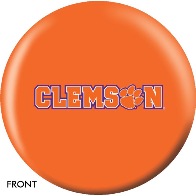 OTB NCAA Clemson Bowling Ball