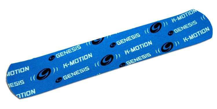 Genesis K-Motion Tape Blue (Pre-cut)