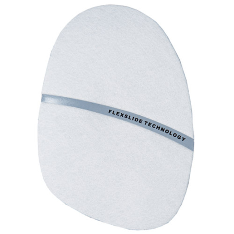 KR Hammer #8 Sole White Microfiber Replacement Sole